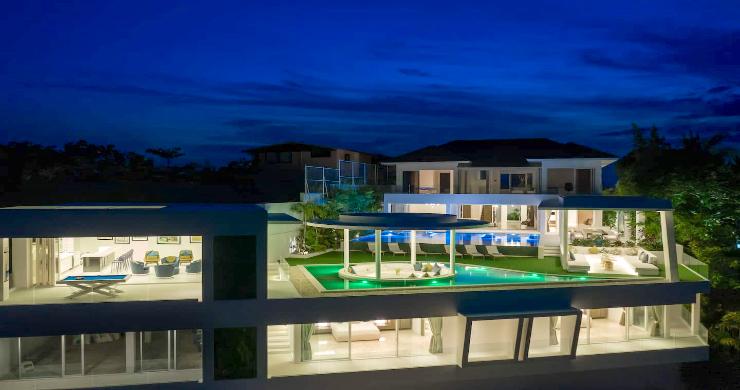 Ultra Luxury 7 Bed Sea View Villa on Plai Laem Bay-19