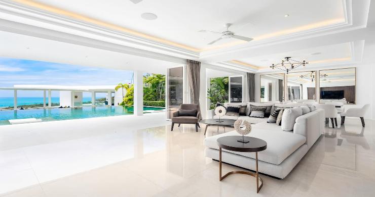 Ultra Luxury 7 Bed Sea View Villa on Plai Laem Bay-5
