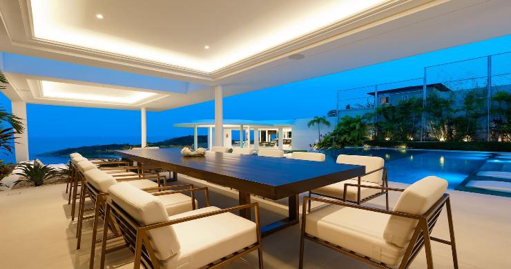 Ultra Luxury 7 Bed Sea View Villa on Plai Laem Bay-14
