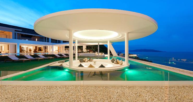 Ultra Luxury 7 Bed Sea View Villa on Plai Laem Bay-15