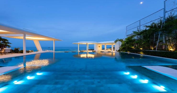 Ultra Luxury 7 Bed Sea View Villa on Plai Laem Bay-18