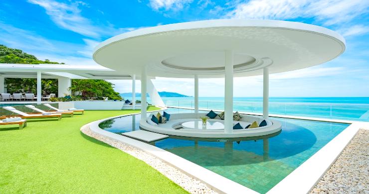 Ultra Luxury 7 Bed Sea View Villa on Plai Laem Bay-1