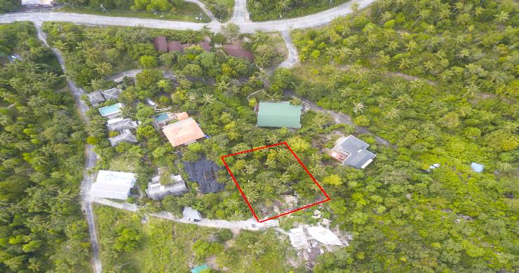Hot Price Koh Phangan Land for Sale in Haad Yao-7