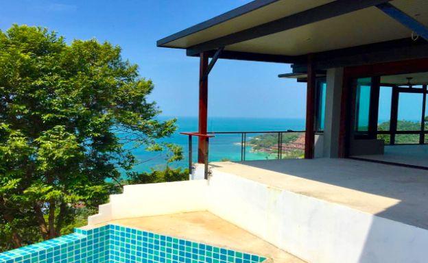 New 3 Bedroom Sea View Villas for Sale in Haad Yao