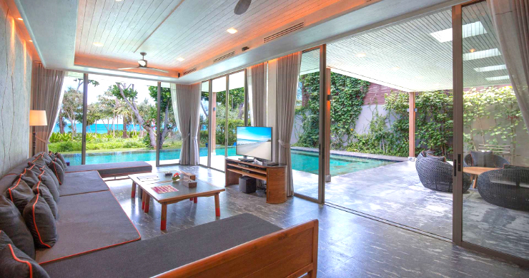 Super Luxury 5 Bed Beachfront Pool Villa in Phuket-8