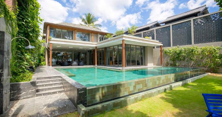 Super Luxury 5 Bed Beachfront Pool Villa in Phuket-10
