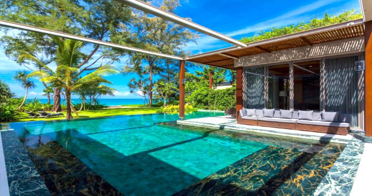 Super Luxury 5 Bed Beachfront Pool Villa in Phuket-3