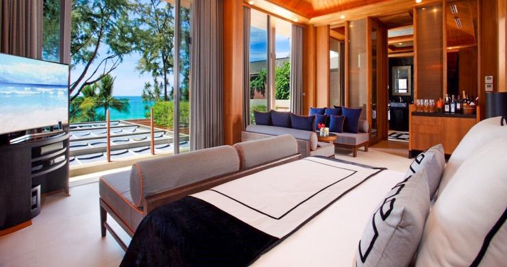 Super Luxury 5 Bed Beachfront Pool Villa in Phuket-9