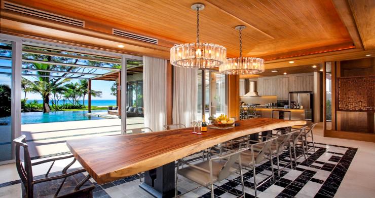 Super Luxury 5 Bed Beachfront Pool Villa in Phuket-6