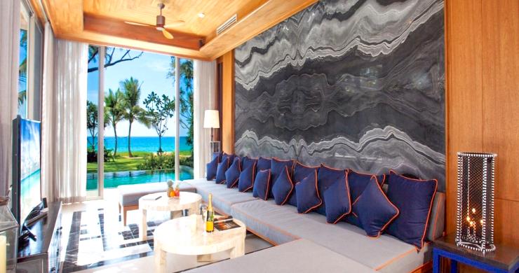 Super Luxury 5 Bed Beachfront Pool Villa in Phuket-4