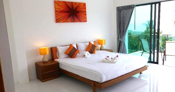 Modern 3 Bedroom Sea View Pool Villa on Chaweng-7