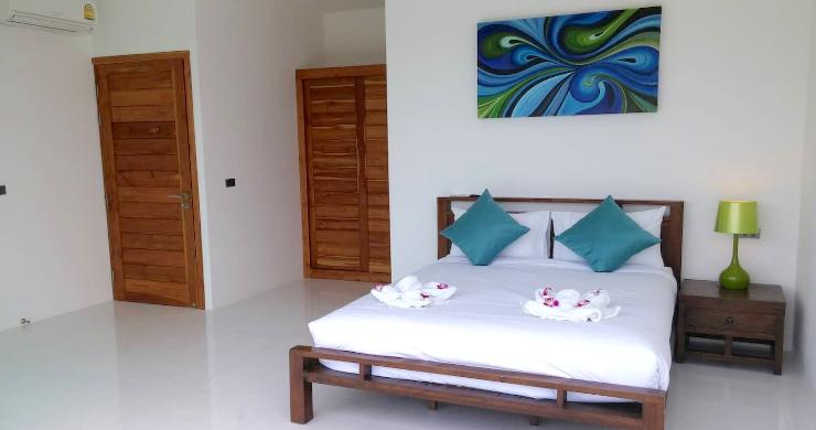 Modern 3 Bedroom Sea View Pool Villa on Chaweng-10