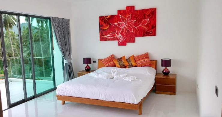 Modern 3 Bedroom Sea View Pool Villa on Chaweng-8