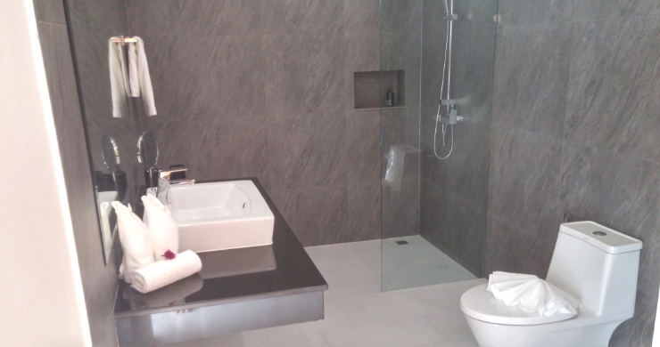 Modern 3 Bedroom Sea View Pool Villa on Chaweng-9