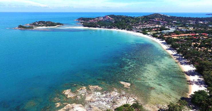 Prime Sea view Land Resort Facilites in Choeng Mon-3