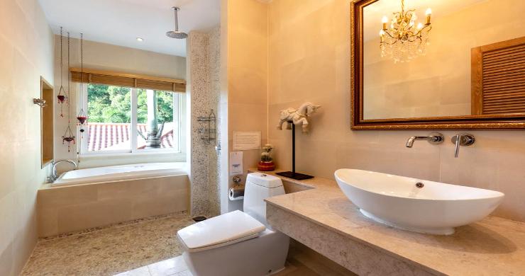 Luxury 8 Bed Tropical Sea View Pool Villa in Phuket-13