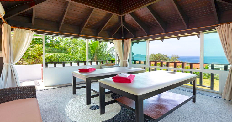 Luxury 8 Bed Tropical Sea View Pool Villa in Phuket-11