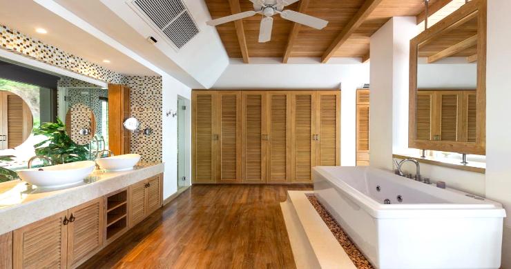 Luxury 8 Bed Tropical Sea View Pool Villa in Phuket-12