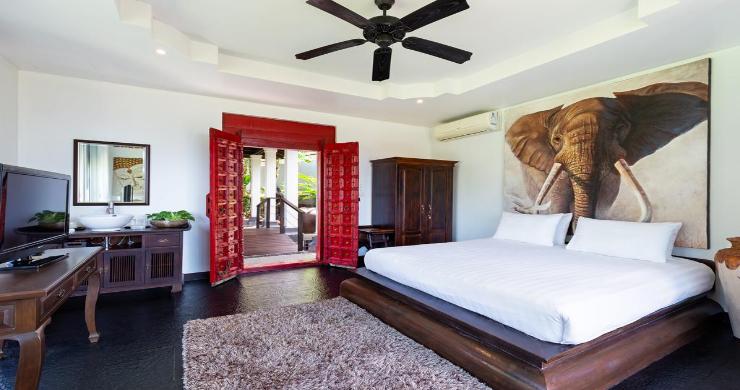 Luxury 8 Bed Tropical Sea View Pool Villa in Phuket-10