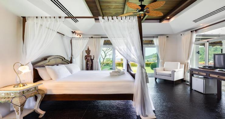 Luxury 8 Bed Tropical Sea View Pool Villa in Phuket-9