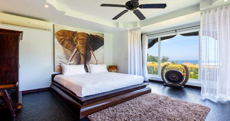 Luxury 8 Bed Tropical Sea View Pool Villa in Phuket-7