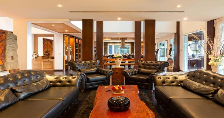 Luxury 8 Bed Tropical Sea View Pool Villa in Phuket-4