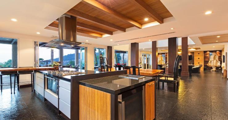 Luxury 8 Bed Tropical Sea View Pool Villa in Phuket-5