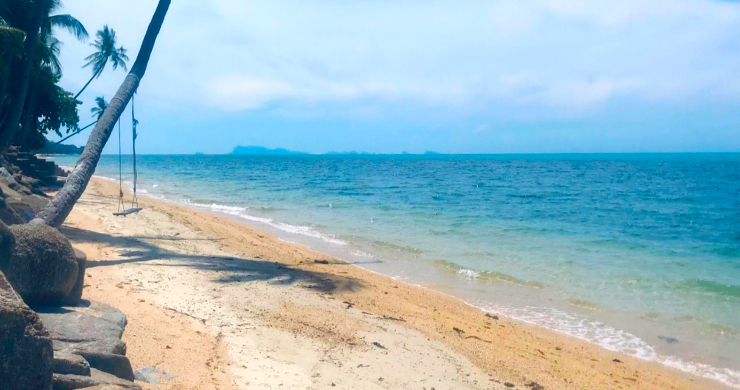 Affordable Beachside Land for Sale in Ban Tai-2