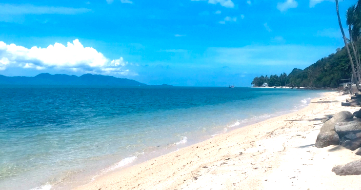 Affordable Beachside Land for Sale in Ban Tai-1
