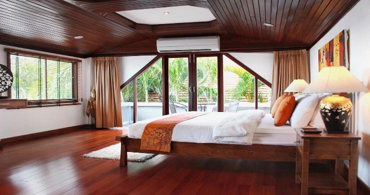 Charming 3 Bed Tropical Beachfront Villa in Laem Yai-5
