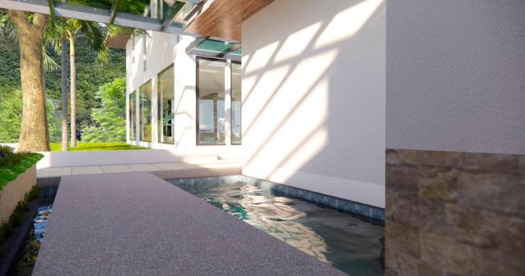Large 7 Bed Luxury Sea-view Villa on Bangrak Bay-9
