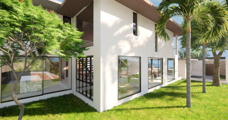 Large 7 Bed Luxury Sea-view Villa on Bangrak Bay-10