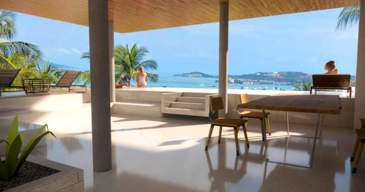 Large 7 Bed Luxury Sea-view Villa on Bangrak Bay-4