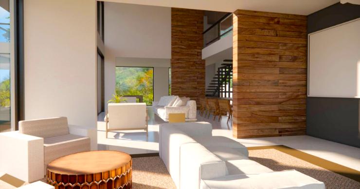Large 7 Bed Luxury Sea-view Villa on Bangrak Bay-5