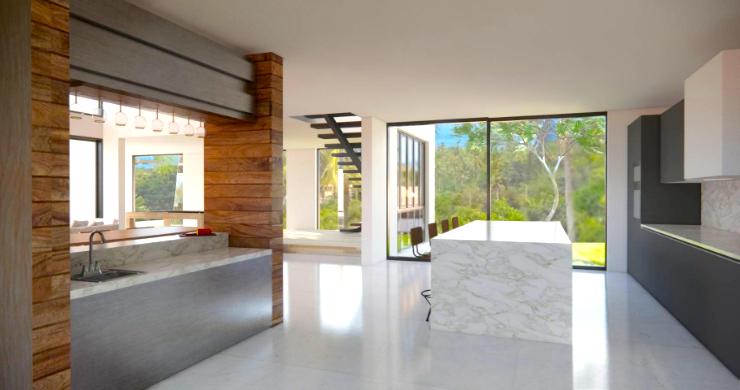 Large 7 Bed Luxury Sea-view Villa on Bangrak Bay-7
