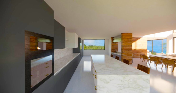 Large 7 Bed Luxury Sea-view Villa on Bangrak Bay-8