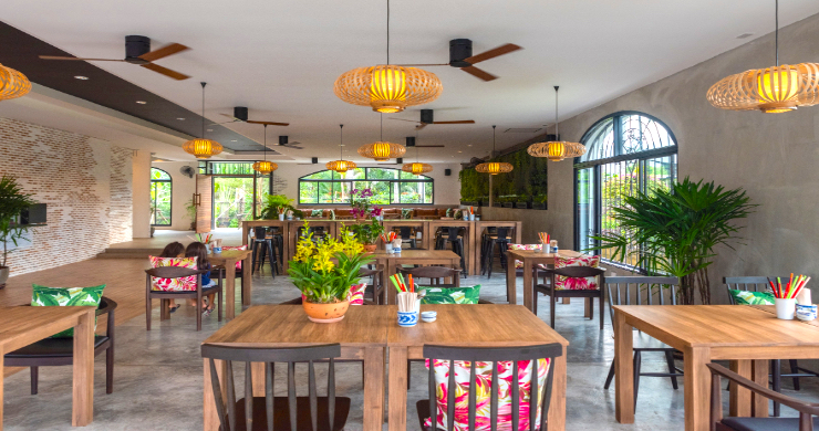 Chic Asian Fusion Restaurant for Sale in Maenam-4