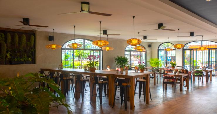 Chic Asian Fusion Restaurant for Sale in Maenam-10