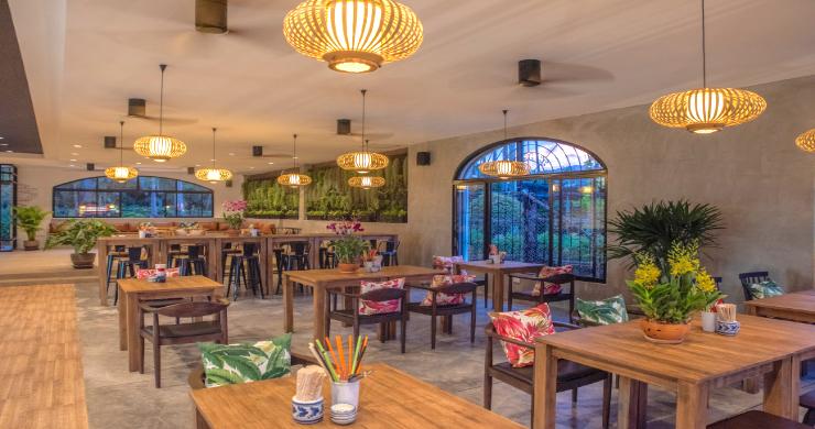 Chic Asian Fusion Restaurant for Sale in Maenam-1