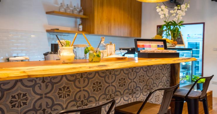Chic Asian Fusion Restaurant for Sale in Maenam-6