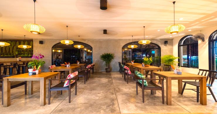 Chic Asian Fusion Restaurant for Sale in Maenam-5