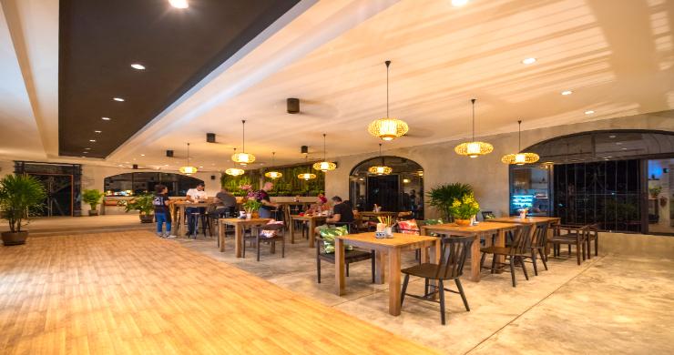Chic Asian Fusion Restaurant for Sale in Maenam-9