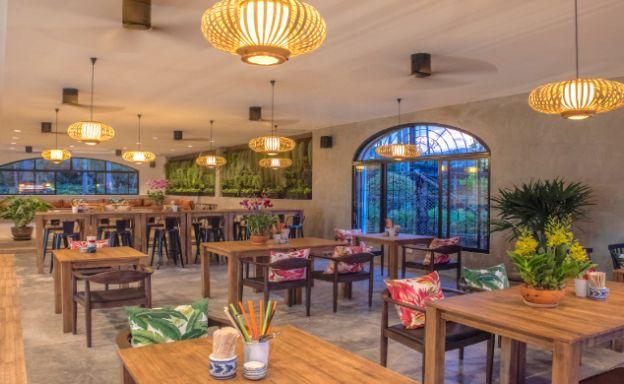 Chic Asian Fusion Restaurant for Sale in Maenam