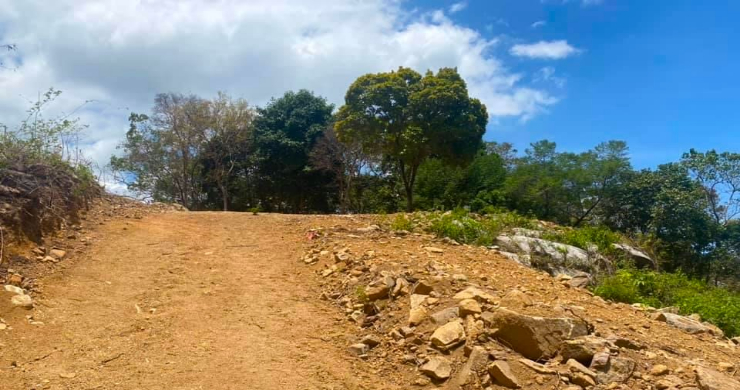 Hot Price Prime Sea-view Land for Sale in Bophut-3