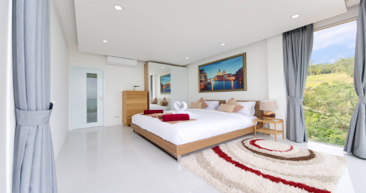 Luxury 3 Bedroom Sea View Villa in Chaweng Noi-9