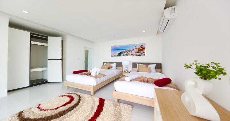 Luxury 3 Bedroom Sea View Villa in Chaweng Noi-7