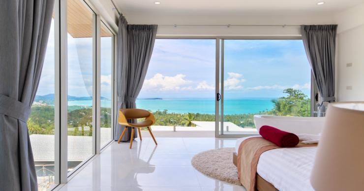 Luxury 3 Bedroom Sea View Villa in Chaweng Noi-6