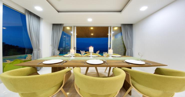 Luxury 3 Bedroom Sea View Villa in Chaweng Noi-12