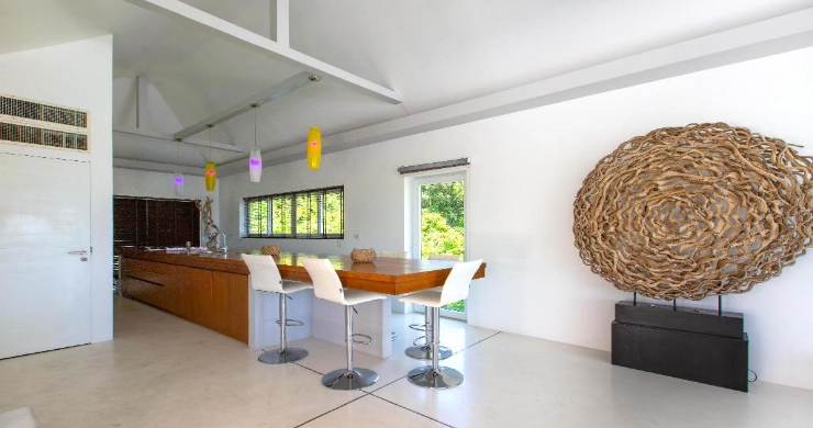 Hot Price 4 Bed Sea-view Pool Villa in Chaweng Hills-5