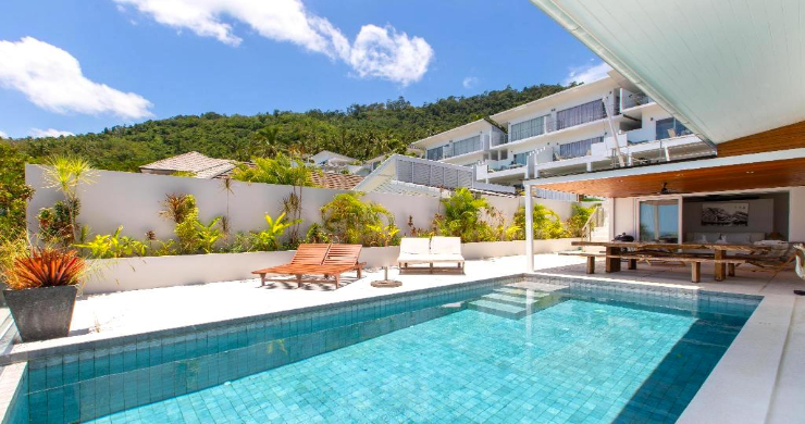 Hot Price 4 Bed Sea-view Pool Villa in Chaweng Hills-3